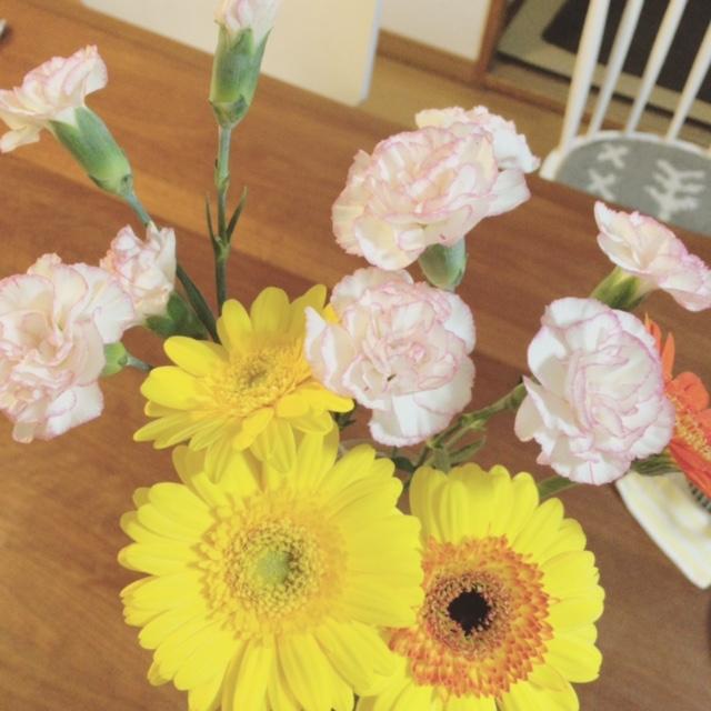 発信するマインドの整うお花