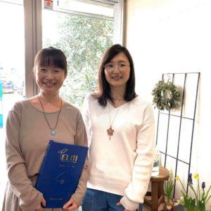 須賀広美さんのアドラー心理学子育て講座を受けた時の写真